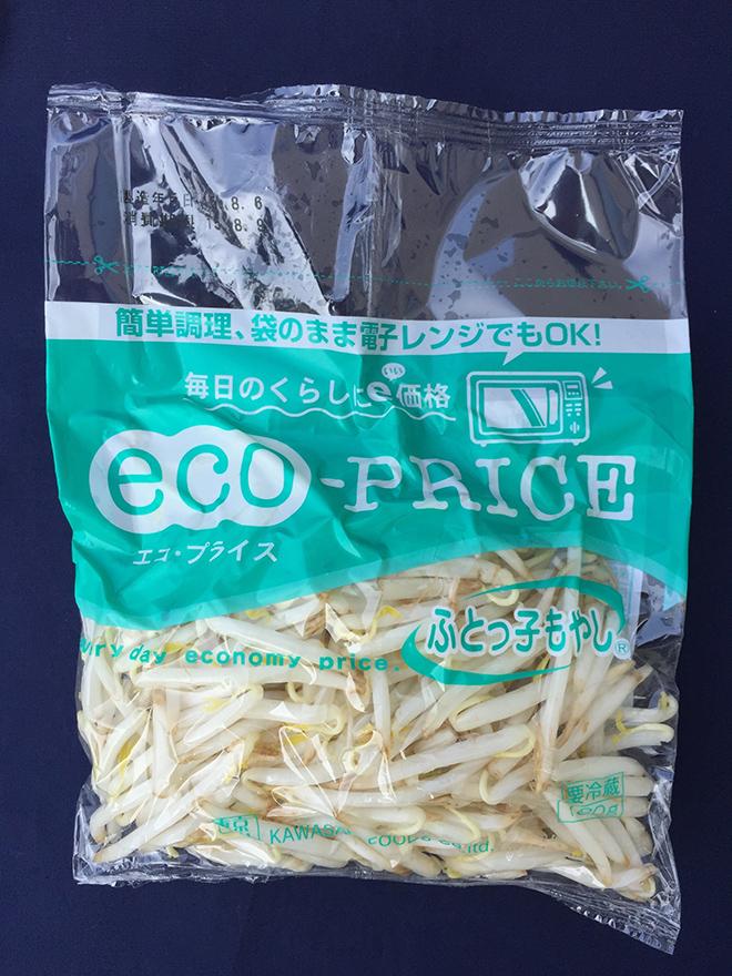 eco-PRICE もやし(180g・太もやし)